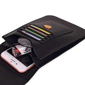 Handbags - Women's Small Crossbody Cellphone Bag